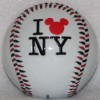 Disney Collectible Baseball - I Love New York NY