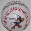 Disney Collectible Baseball - Classic White