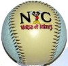 Disney Collectible Baseball - New York City World of Disney