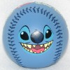 Disney Collectible Baseball - Stitch Face Ball