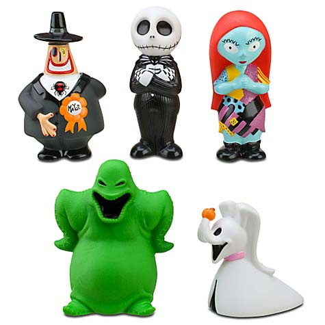 Add to My Lists. Disney Bath Toy Set - Nightmare Before Christmas