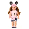 My Disney Girl Doll - Brunette