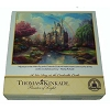 Disney Thomas Kinkade Puzzle - Cinderella Castle - 1000pc