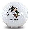 Disney Golf Balls - Mickey Mouse 3 Pk