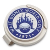 Disney Golf Ball Marker Clip with Marker - Walt Disney World 1971