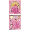 Disney Magnet - Princess - Aurora - Magnetic Dress-Up
