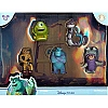 Disney Figurine Set - Monsters Inc.