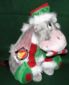 disney plush christmas santa eeyore elf 20
