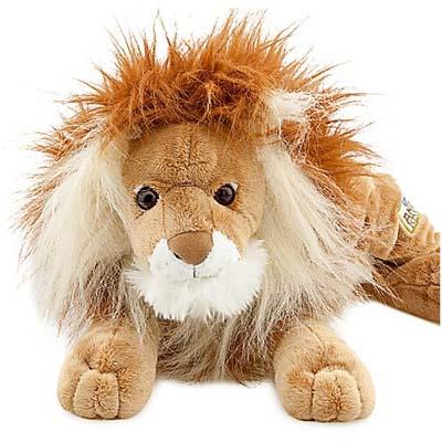 Disney Plush Animal Kingdom Conservation Fund Lion