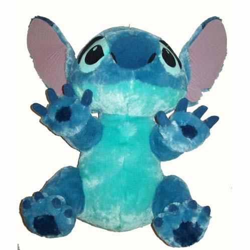 Disney Plush Stitch - GIANT 2 foot HUGE GIGANTIC Stuffed Animal 7a7aed37b