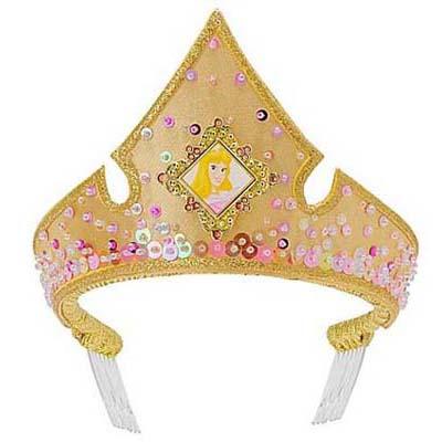 disney costume princess crown sleeping beauty