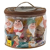 Disney Bath Toy Set - Seven Dwarfs