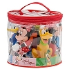 Disney Bath Toy Set - Mickey Mouse and Friends