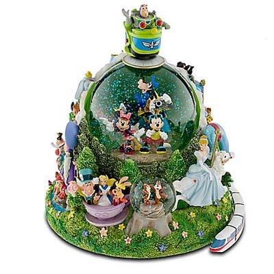 Mad Hatters Tea Cups  attraction et parc  Disneyland Paris