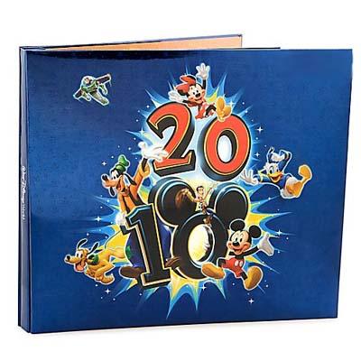 Your Wdw Store Disney Scrapbook Album 12 X 12 2010 Mickey And