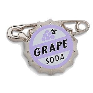 Disney - Pixar Up Pin - Ellie Badge