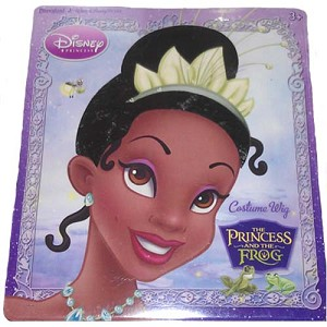 Disney Costume - Princess Wig - Tiana