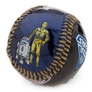 Disney Star Wars Collectible Baseball - Star Tours Walt Disney World