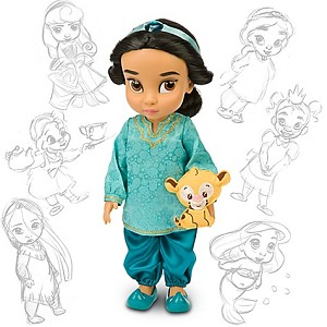 Disney Animators' Collection - Jasmine Doll