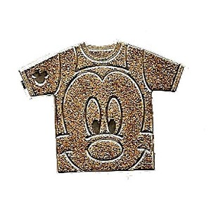 Disney Hidden Mickey Pin - 2011 Chaser Pin - Mickey Mouse - T-Shirt