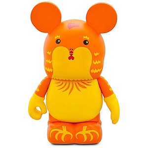 Disney vinylmation Figure - Chinese Zodiac - Rooster