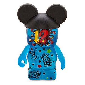 Disney vinylmation Figure - 2012 - Blue