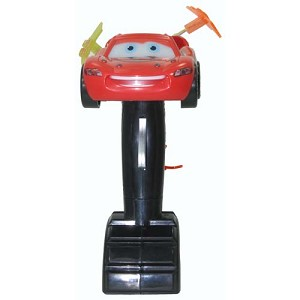 Disney Light Chaser Toy - Pixar Cars - Lightning McQueen
