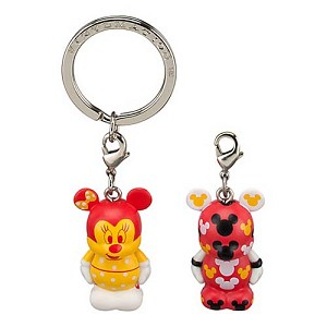 Disney vinylmation Jr. Keychain Figure - Pairs 2 - Minnie Mouse