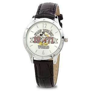 Disney Wrist Watch - Disney World Mickey Mouse - 1971