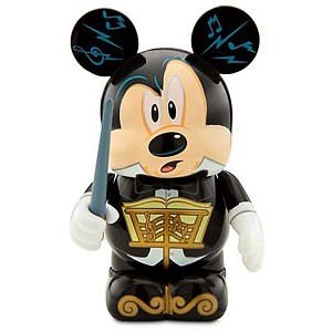 Disney vinylmation Figure - Tunes - Classical Mickey Mouse