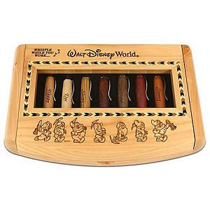 Disney Arribas Keepsake Pen Set - Seven Dwarfs