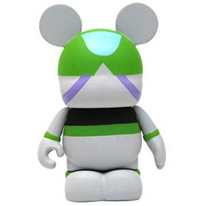 Disney vinylmation Figure - Color Block - Buzz Lightyear