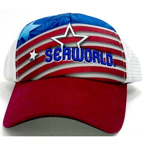 SeaWorld Baseball Cap - American Traditions
