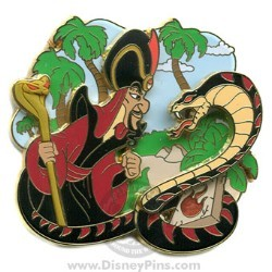 Disney Expedition: PINS - Jafar Enchants