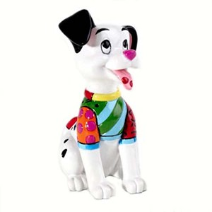 Disney by Britto Figure - 101 Dalmatians - Lucky Mini Character