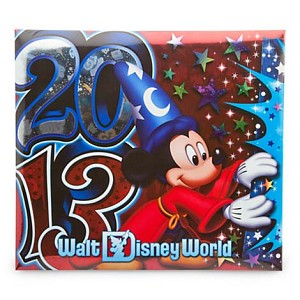 Disney Scrapbook - 12 x 12 - 2013 Walt Disney World Mickey and Friends