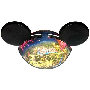 Disney Hat - Ears Hat Cover - New Fantasyland Design
