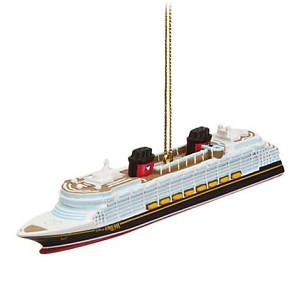 Your WDW Store Disney Christmas Ornament Disney Dream Disney - Toy disney cruise ship