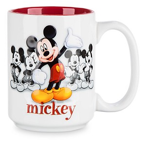 Disney Coffee Cup - Mickey Mouse - Poses