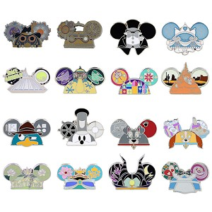 Disney Mystery Pin - Ear Hat Mystery Pin - Collection 2 - U Pick