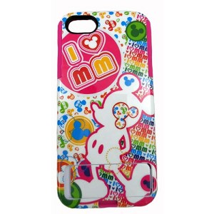 Disney iPhone 5 Case with Stand - I Love Mickey Mouse