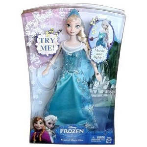 Disney Doll - Frozen - Musical Magic Elsa