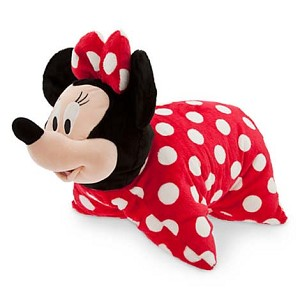Disney Pillow Pet - Minnie Mouse Reverse Pillow Plush