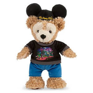 Disney Duffy Bear Plush - New Storybook - Disney World Guest 12