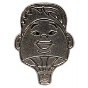 Disney Hidden Mickey Pin - 2014 B Series - Chaser Series - Russell