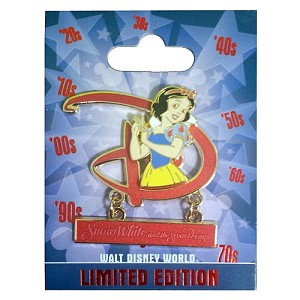 Disney GenEARation D Pin - Snow White