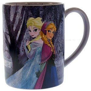 Disney Coffee Cup - Disney's Frozen - Anna Elsa and Olaf