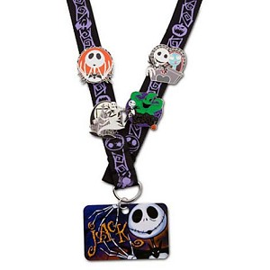 Disney Pin Trading Starter Set - The Nightmare Before Christmas