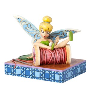 Disney Traditions by Jim Shore Figurine - Tinker Bell Tumbles