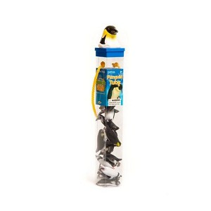 SeaWorld - Penguin PVC Toys In Tube